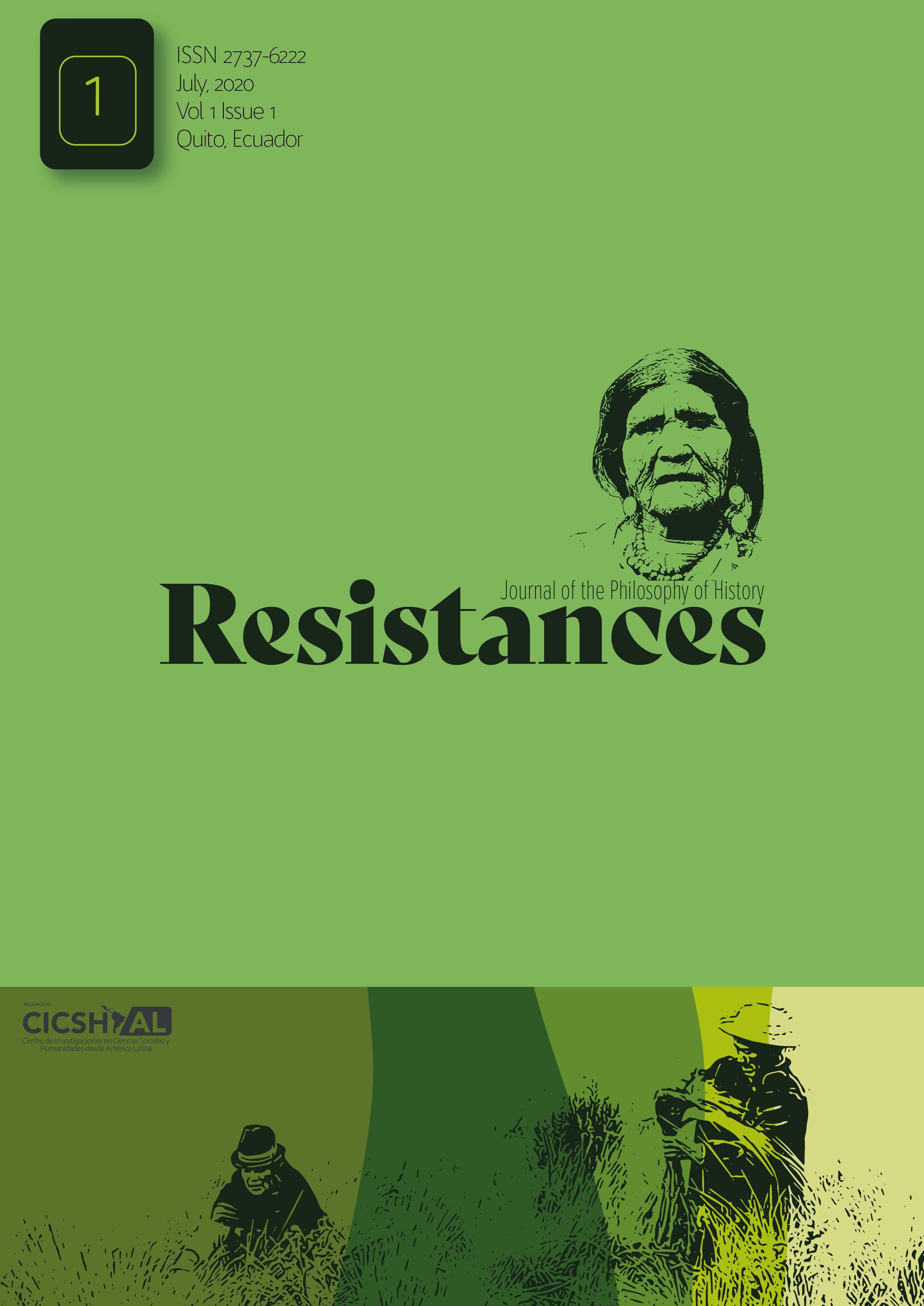 RESISTANCES JOURNAL